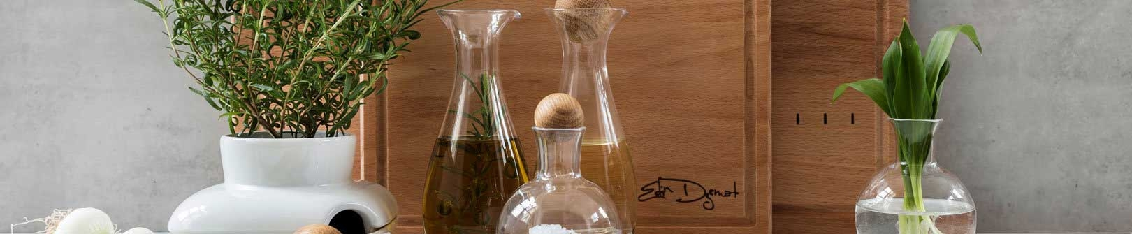 Oil & Vinegar Bottles