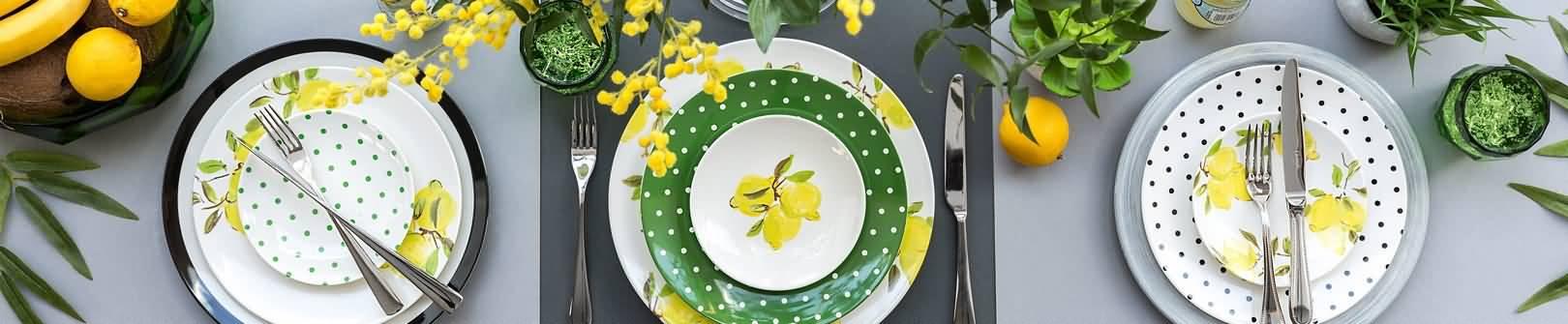 Plastic Bowls & Plates
