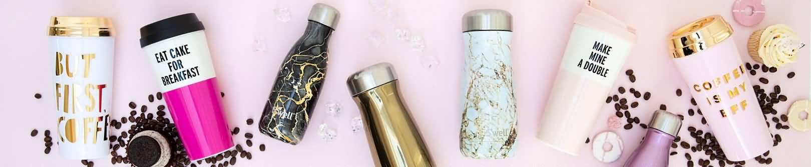 Flasks & Travel Mugs