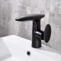 Black and White Faucet
