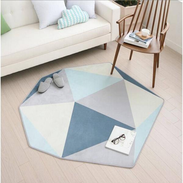 110cmx120m high quality Fashion rugs carpet floor mats carpet on the floor living room carpet