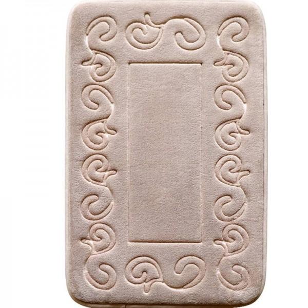 Bathroom Anti Slip Carpet European Style Slow Rebound Sponge Pad Bathroom Toilet Cushion Absorbent Doormat Memory Foam Bath Mat