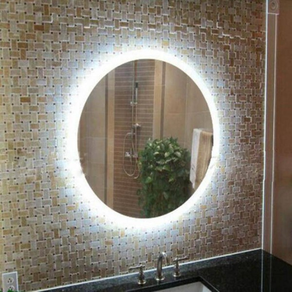 Bathroom Led mirror light wall sconce Luminaire Anti Fog makeup Mirror Led strip sitting room Bathroom led wall light fixtures