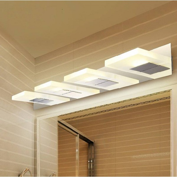 Bathroom led wall lamp indoor lighting 3-4 pcs novelty mirror light modern led wall lights bedroom wall Sconce lamp