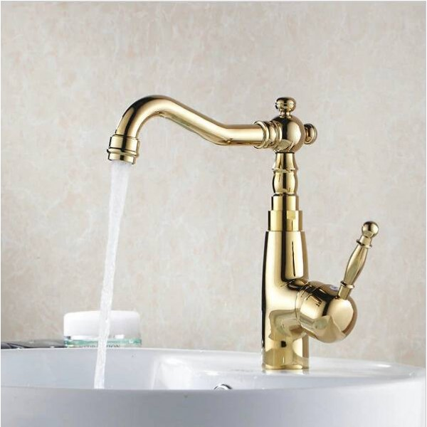 discount single level royal basin kitchen water tap G1008