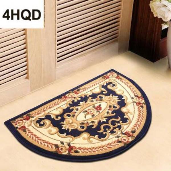 European semi-circular floor mat entrance door mats Entrance hall floor mats stair floor mats