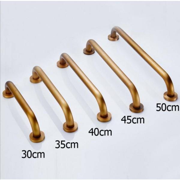 30-50cm Antique color Bathroom Armrest Bathroom Handle Safety Grab Bar 9105K
