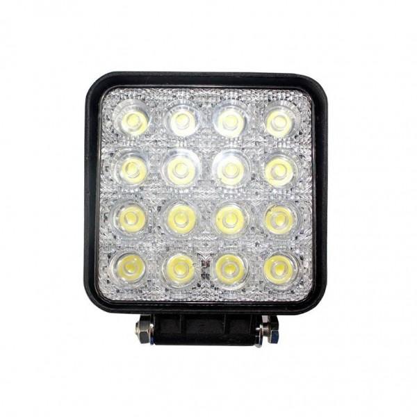 48 W LED Work Light Bar 16 X 3w led chip Flood Spot Beam Spotlight Offroad Light Bar Fit ATV outdoor light