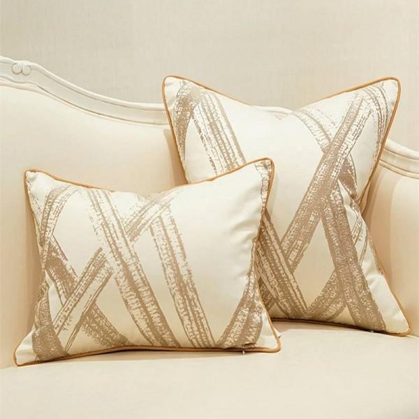 High Precision Jacquard Cushion Cover Luxury Decor Pillows Chair Cover Cojines Decorativos Para Sofa Cushions Housse De Coussin