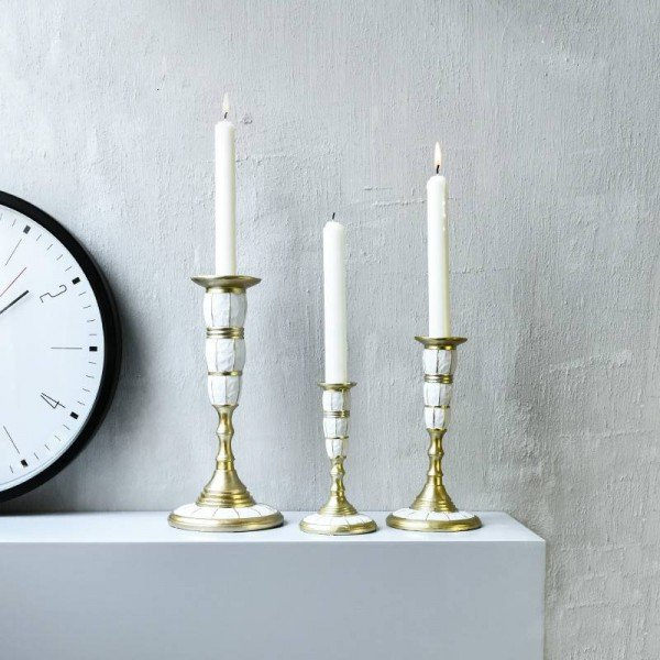 Home Decoration Candlestick Hotel Model Room Candlestick Decoration Table Romantic Candlestick
