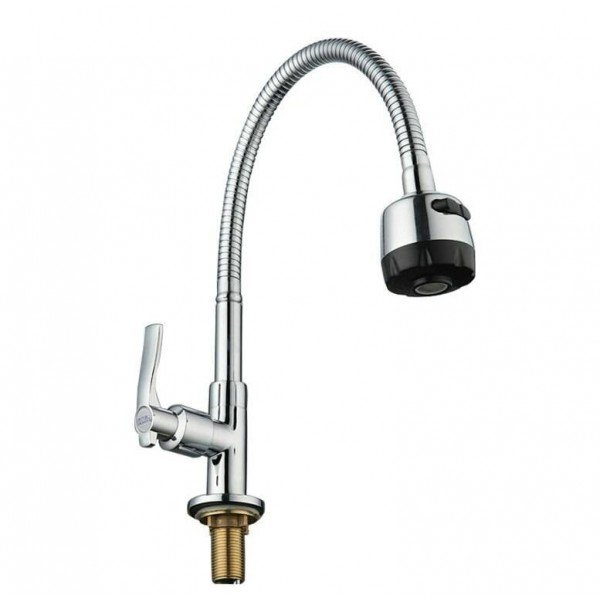 HOT 5styles Pull Down Spring Flexible Rotate Kitchen Sink Tap Faucet Chrome Brass crane 505