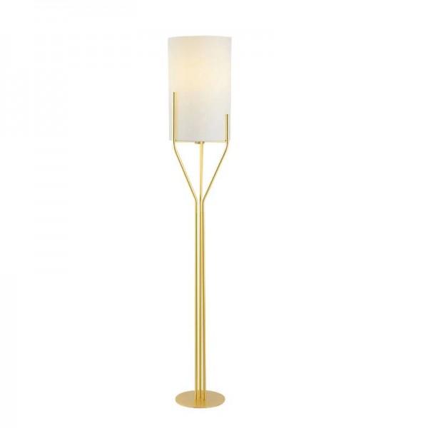 Modern Floor lamp simple art decoration nordic white shade personality fashion creative living room bedroom study floor lighting