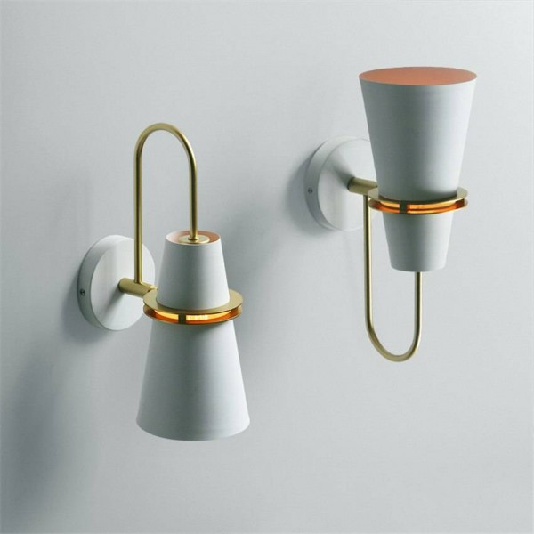 Modern Iron LED Wall Lamps Mirror Light Modern Wall Sconce Lighting Fixtures Bedroom Bedside Loft Industrial Home Deco Luminaire