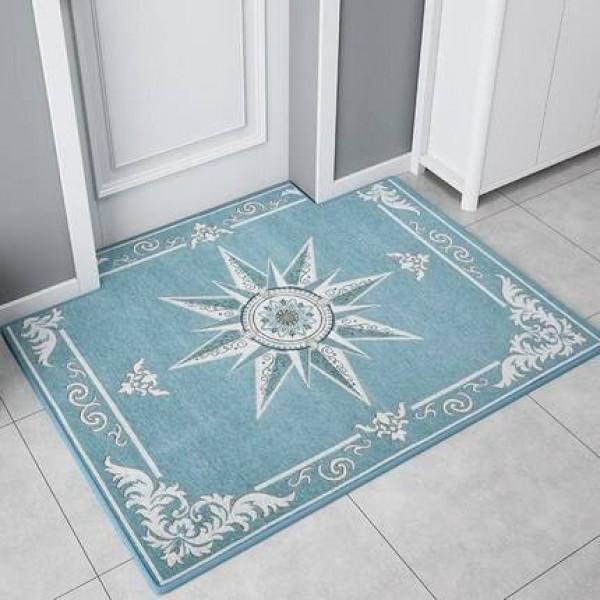Nordic Mat Door Mat Door Entrance Door Foot Pad Home Hall Living Room Bedroom Door Mat