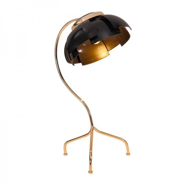Nordic post modern desk Lamp creative metal table Lamp Eye Protection Flexible Bedside Reading Study Office Table Light