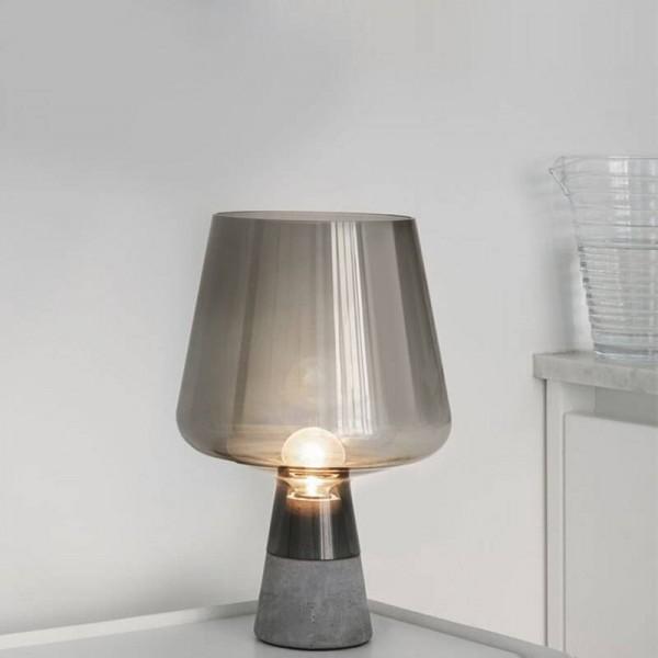Nordic post modern desk Lamp creative cement table Lamp Reading Lamp E27 LED lamp Study living room home art decoration