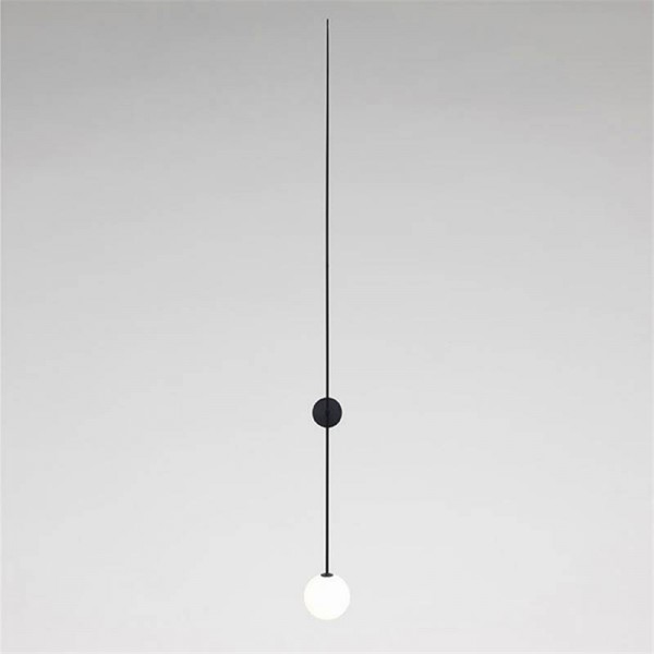 Nordic Postmodern Wall Lights Line Simplicity Bedroom Bedside Lamp Aisle LED Wall Lamps luminaires Living room Lights Fixtures