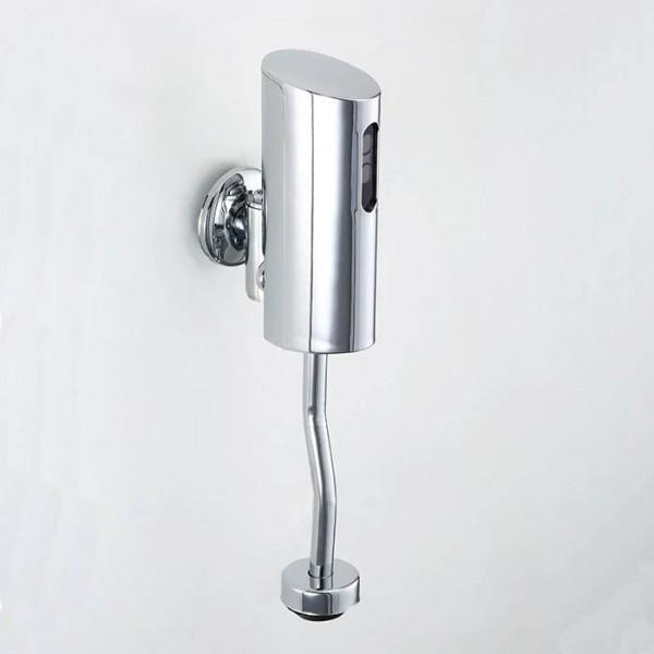 Sensor Urinal Flush Valve Touchless ABS Urinal Automatic Flush Valve Wall Mount Electronic Flushing Valve For Urine Device 8307