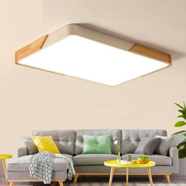 Vintage Plafon Lampen Modern Lampada Lamp Sufitowe Industrial Decor Home Lighting Plafonnier LED De Lampara Techo Ceiling Light
