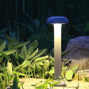 Luce Lamp Outdoor Lamp Lampara Decor Ogrodowa LED Decoracion Garden Exterior Garden Light Outdoor Lawn Lamp