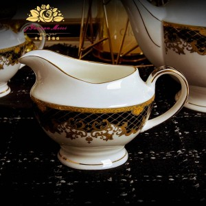 15 PIECES Bone coffee cup European style tea cup ceramic English afternoon cup coffee set