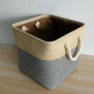 3pcs/Pack Desktop Storage Basket Sundries Underwear Toy Storage Box Cosmetic Book Organizer Stationery Container Laundry Basket