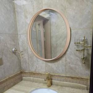 50cmx48cm European Bathroom Mirror Nordic Modern wall decorative mirror