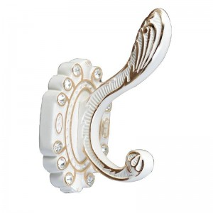 5pcs/set Vintage Wall Hook Coat Bag Hat Hanger Robe Hooks Wall Hanging Hooks Home Kitchen Wall Door Holder