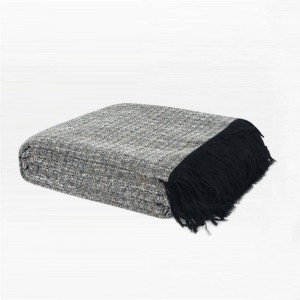 All Match Bed Blankets Pure Cobertor Autumn Winter Sofa Hotel Throw Blanket Manta Portable Noble Christmas Decorations For Home