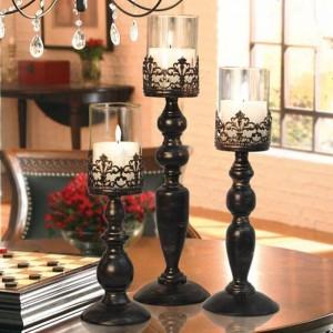 Candlestick Dinner Props European Wedding Candlestick Table Decoration Candlestick European Antique Style Versatile
