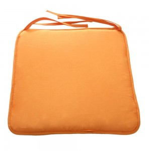 Chair Pad Cushion Natural for Home Office Dinning Chair Solid Color Indoor Outdoor Seat Chair Pad