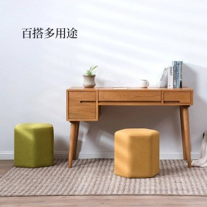 Change shoes stool modern sofa stool creative footstool home stool