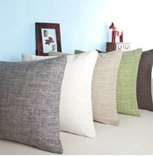 Classic Pillow Cushion Sofa Solid Cushions Luxury Bedside Coreless Quality Assurance Cojines,33x50/45x45/60x60cm