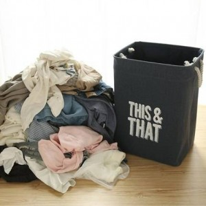 Cloth storage bucket hamper laundry bucket dirty clothes storage basket dirty clothes laundry basket laundry storage