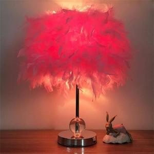 Da Tavolo For Bedroom Bedside Noche Table Lamp Lampe Mariage Art Tischlampe Maison Deco Lampara De Mesa Table Lamp
