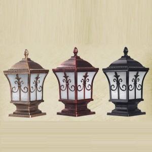 Deco Noel Sapin Outdoor Spotlight Lamp Post LED Outdoor Spotlight Luminaire Exterieur Terrace And Garden Decoration Landscape Lighting