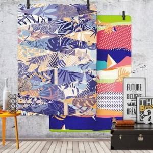 European blanket living room sofa coffee mattress bedroom full floor bed blanket simple modern pastoral American style