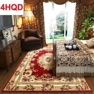 European style living room coffee table carpet bedroom bedside carpet carpet modern minimalist manual three-dimensional cut flow