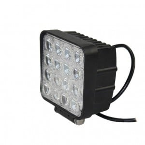 48 W LED Work Light Bar 16 X 3w led chip Flood Spot Beam Spotlight Offroad Light Bar Fit ATV outdoor light