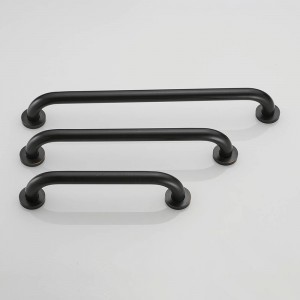 Grab Rail Chrome Brass Wall Mounted Bathroom Armrest Handle Bathtub Grab Bar Toilet Elderly Handrail Home Safety LAD-811530