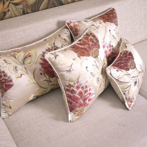 High-precision Fabrics Luxury Royal Court Palace Costly Europe Design Pillow Case,CUSHION COVER Home Decor almofada funda cojin