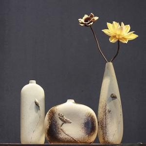 Ink Ceramic Vases Home Decor Flower Vase Flower Vase Designs Decoration Ideas Painting Vase