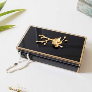 InsFashion creative handmade creative jewellery boxes for modern luxe home decor