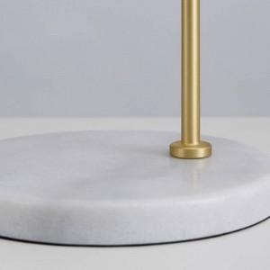 Modern adjustable LED Desk Lamps black gold For Bedroom Metal Reading Lamp De Mesa Modern E27 Book Lighting Fixtures