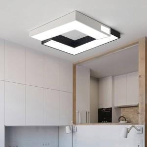 Modern LED Ceiling Lights for Living Room Art Books Ceiling Lamps for Motorcycles Oval Shape White Diningroom Bedroom Lighting