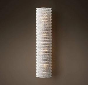 modern Led circle pendant light round crystal lamp for dining room living room hotel crystal hanging lamp LED lustre de cristal