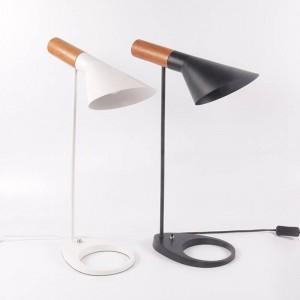 Modern Table Lamp design Reading Study Light Bedroom Bedside Lights Lampshade Home Lighting Led nordic simple desk light E27 3W