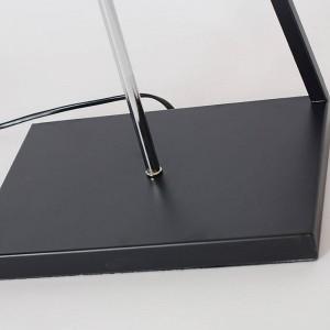Modern White black LED Floor Lamps Modern Attractive Living Room Fashional Floor Hotel Lighting Bedside Floor Lamps for Bedroom