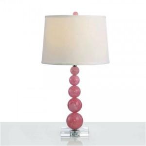 ModernLED Pink Crystal Table Lamp Bedroom Bedside Decorative Lighting Table Lights Hotel Living Room Indoor Reading Lamps Avize