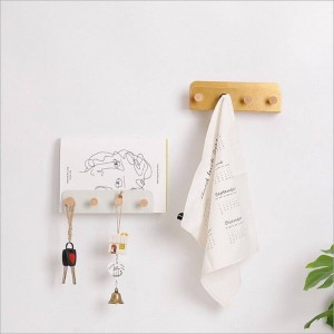 Multifunction Metal Storage Hook Shelf for Wall European Modern Clothe Sundries Magazine Shelf for Home Office Decor Organizer